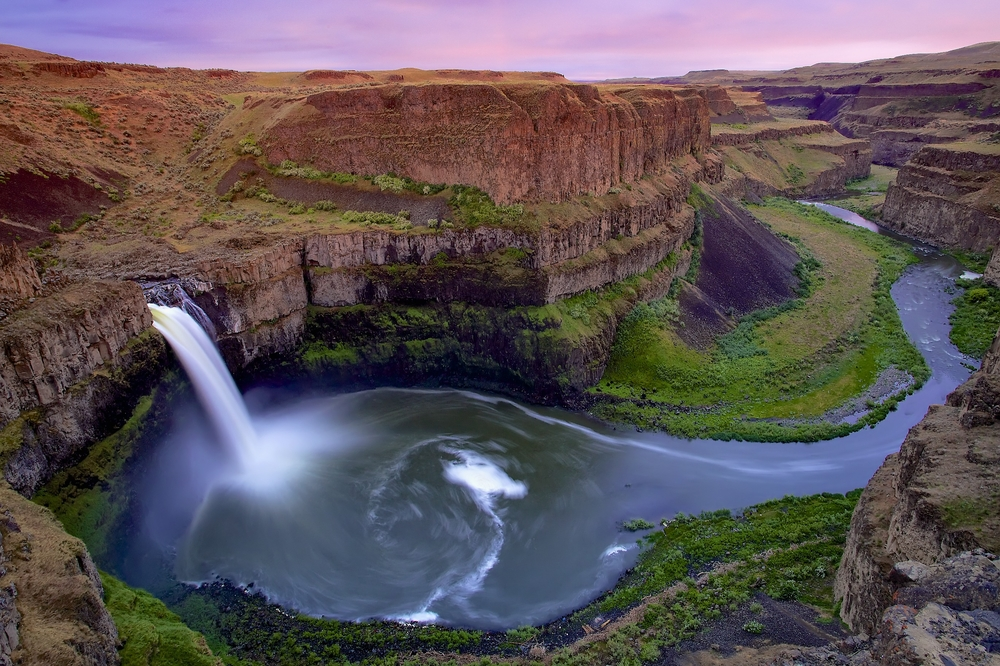 Top Waterfalls In The United States Lost Waldo