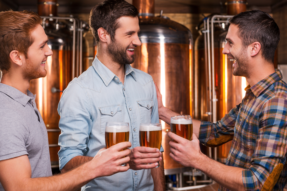 Go on a brewery tour