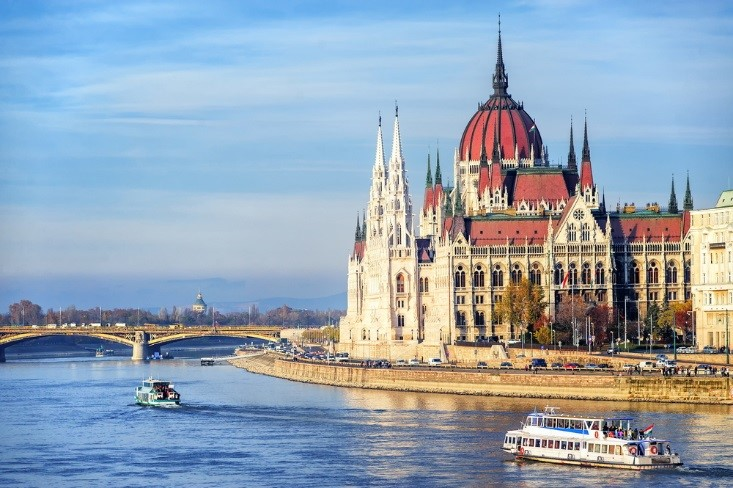 cruise the danube
