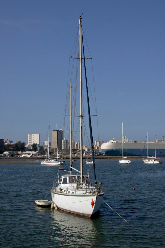 sailing n south africa