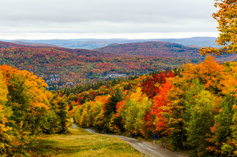 Mont-Tremblant Quebec