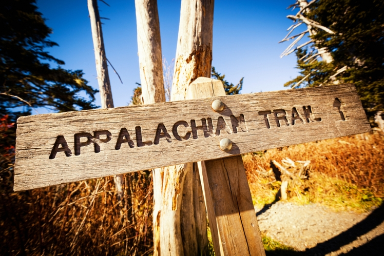 Appalachian Trail, USA