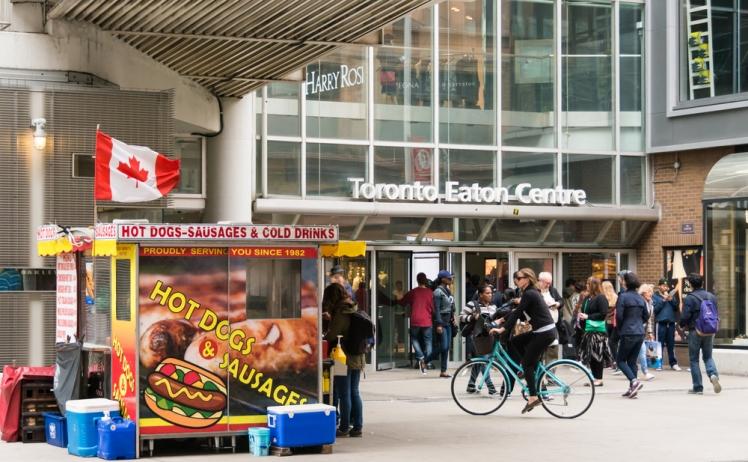 Toronto Eaton Centre