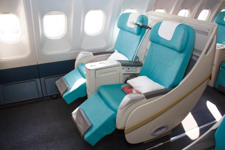 Etihad diamond first class