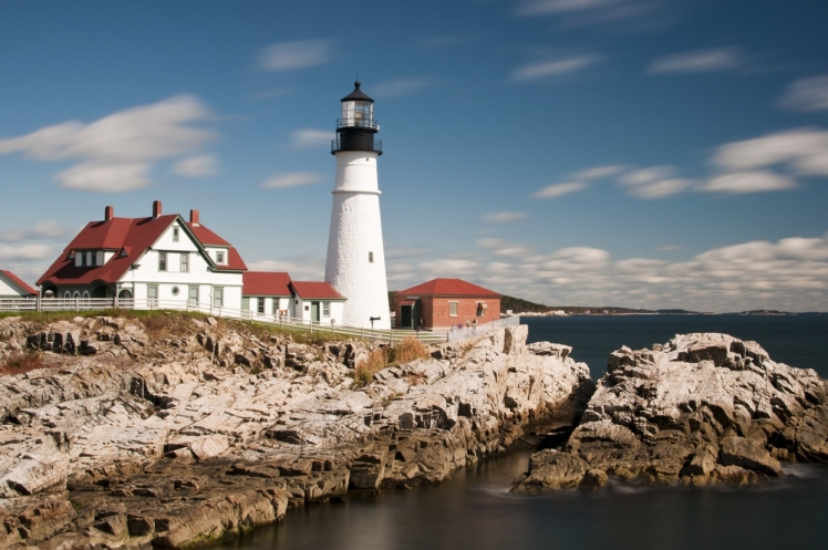 June Road trip across New England