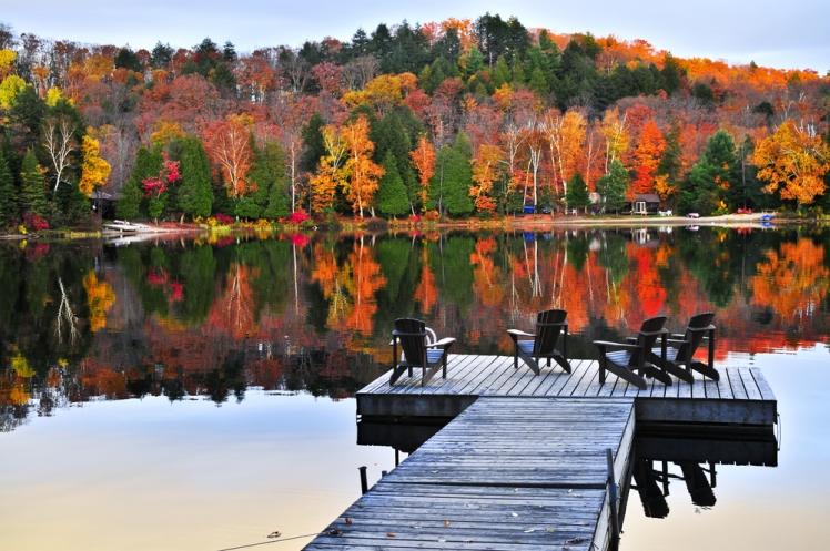 The Muskoka Lakes, Ontario