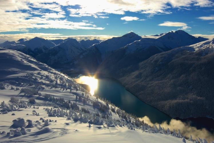 Whistler-Cheakamus Lake
