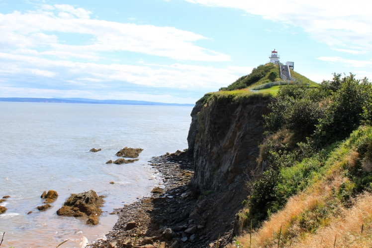 Cape Enrage, Bay of Fundy, New Brunswick