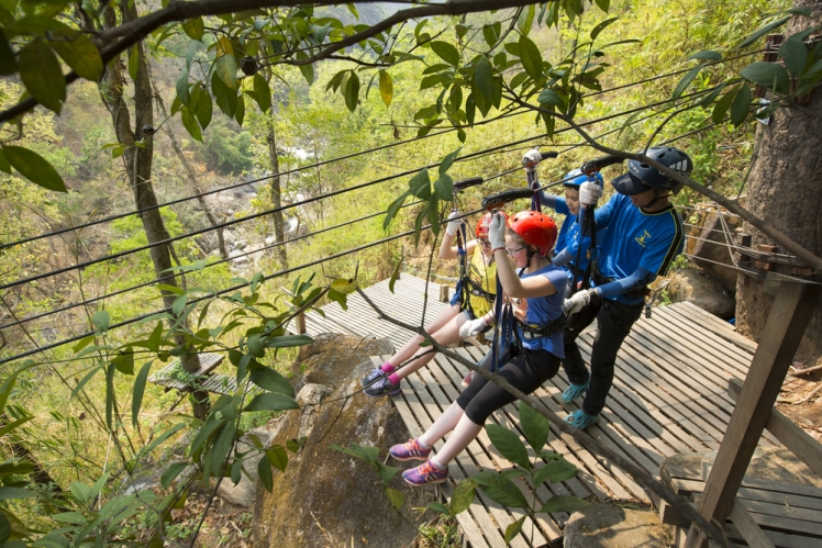 Flight of the Gibbon – Thailand