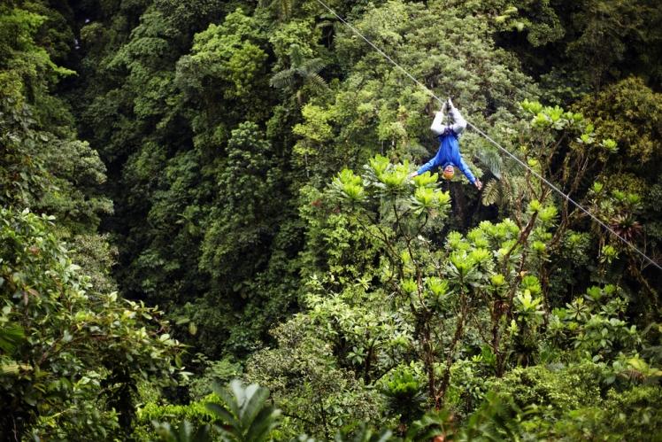 Gravity Canyon, New Zealand