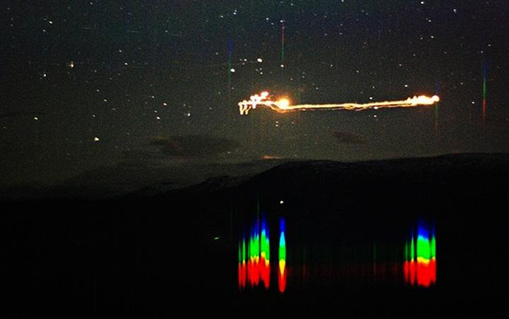Hessdalen Lights, Hessdalen, Norway
