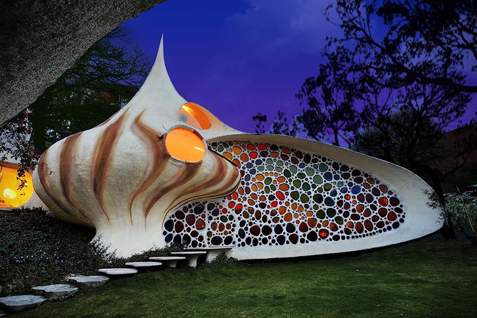 Seashell House, Mexico City, Mexico