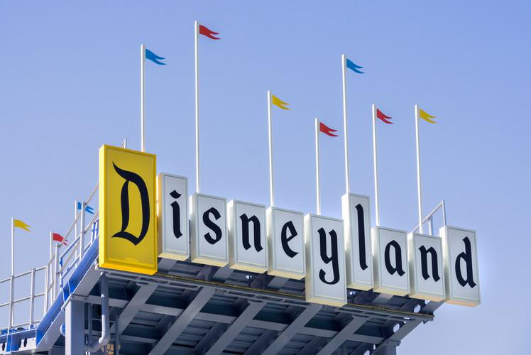 Disneyland, Anaheim, California