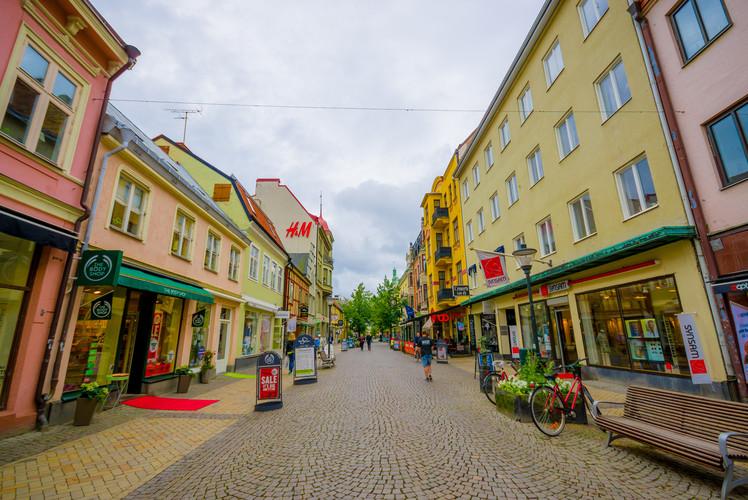 Skane, Sweden