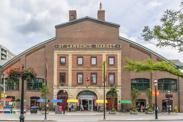 Eat at St. Lawrence Market