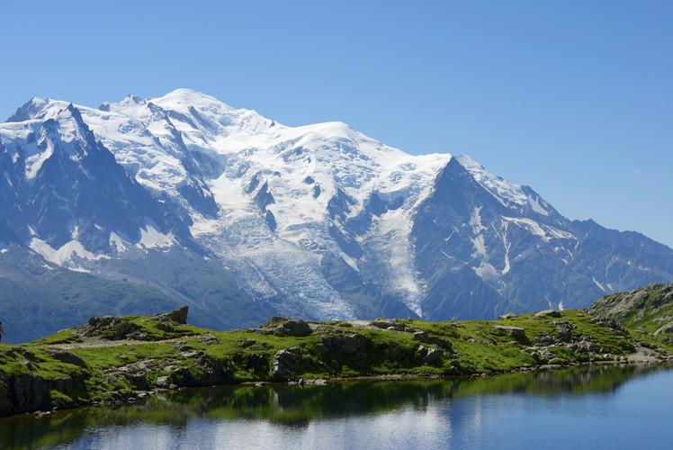 Mount Blanc, France