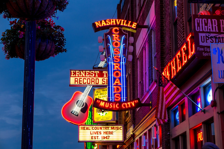 Discover Things to See and Do in Nashville, Tennessee