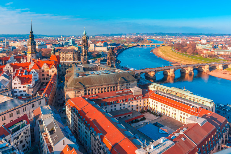 Elbe River, Czech Republic and Germany