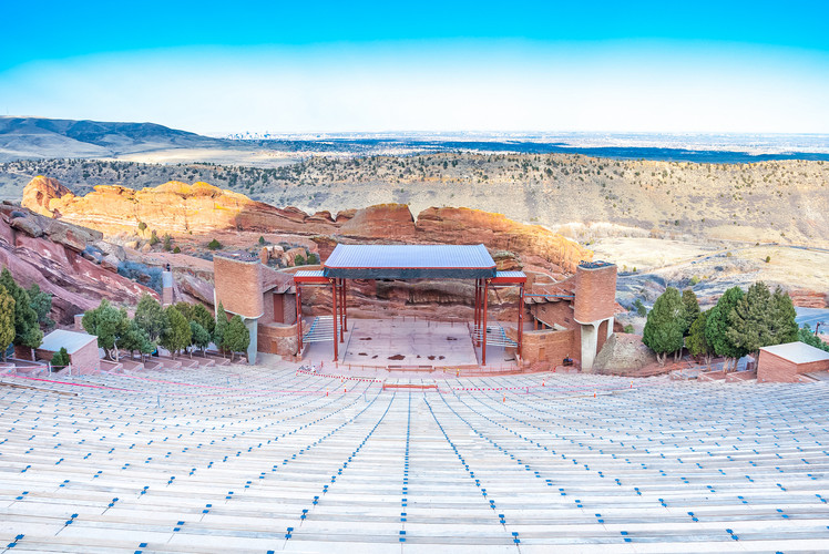 Go to a concert at Red Rocks