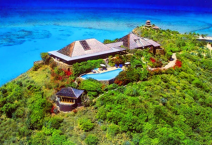 Necker Island, British Virgin Island