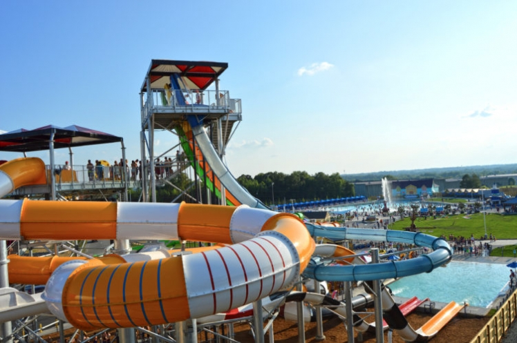 Carolina Harbor Water Park, North Carolina