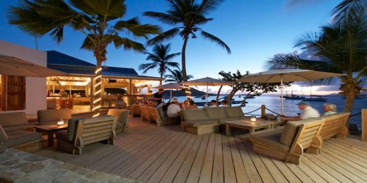 Cooper Island Beach Club, British Virgin Islands
