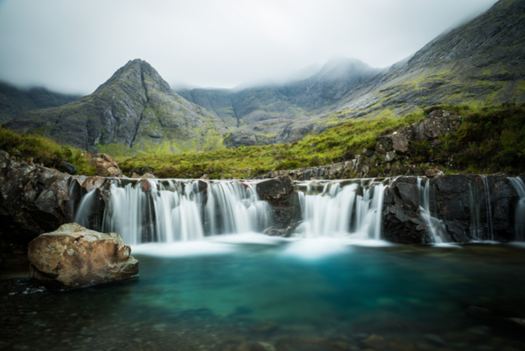 Fairy Pools - Isle of the Skye