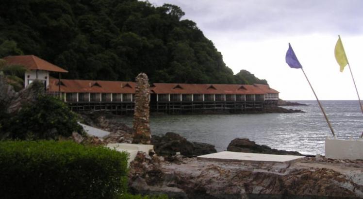 Gem Wellness Spa & Island Resort, Malaysia