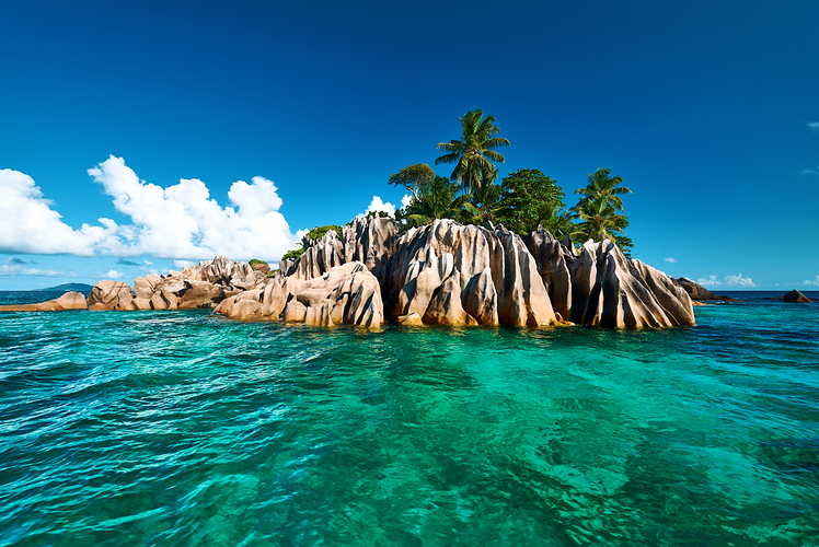Seychelles Islands, Kenya