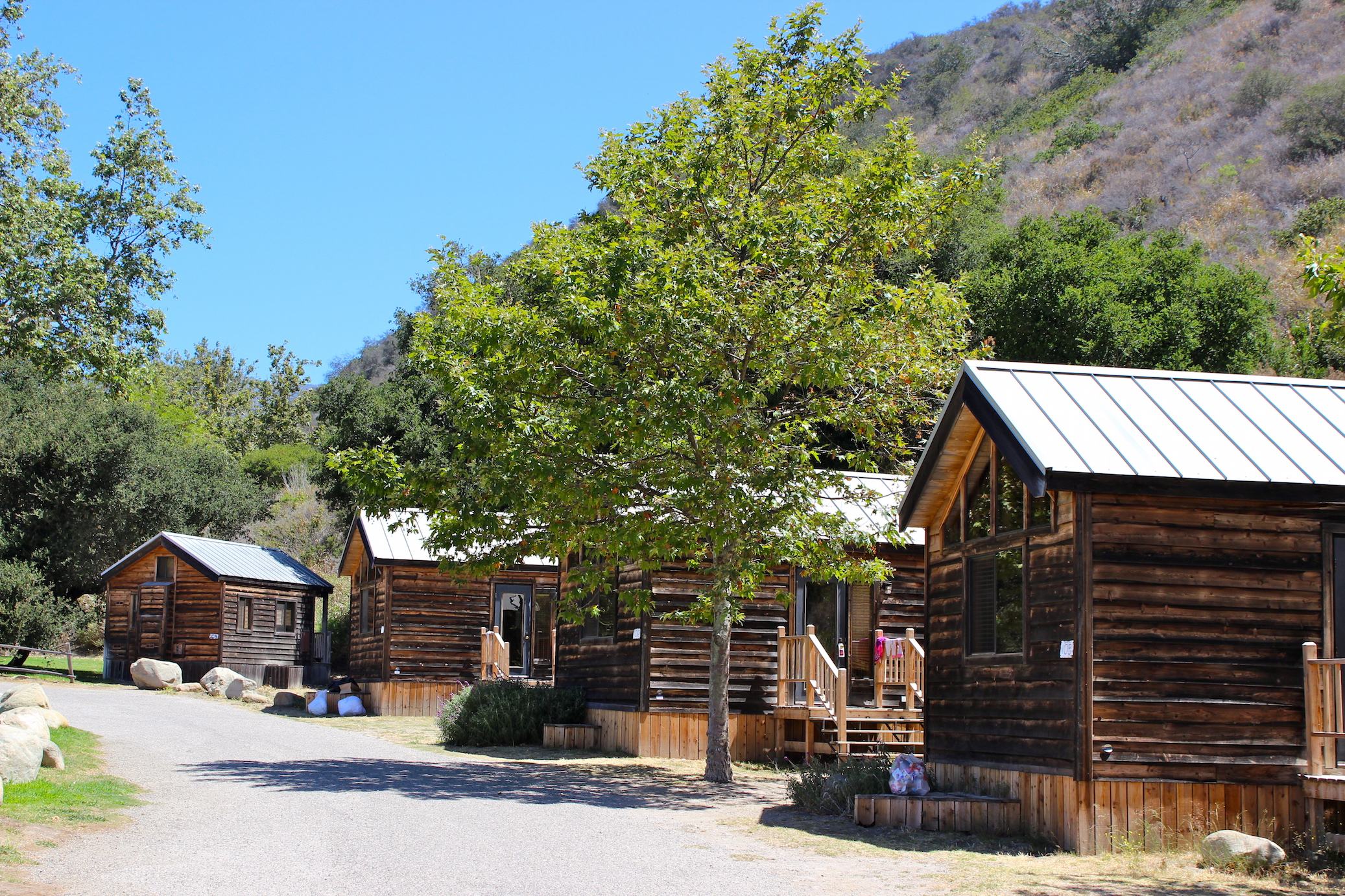 one of the most Affordable Beachfront Hotels in America is El Capitan Canyon