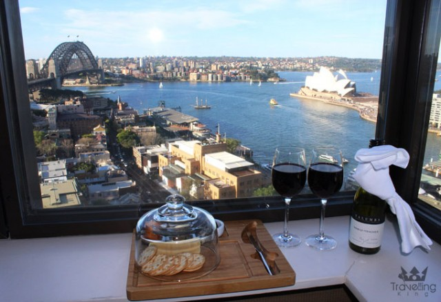 Four Seasons, Sydney offers one of The Best Hotel Room Views in The World