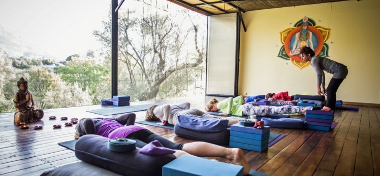 Kali Yoga Walking Retreat, Spain