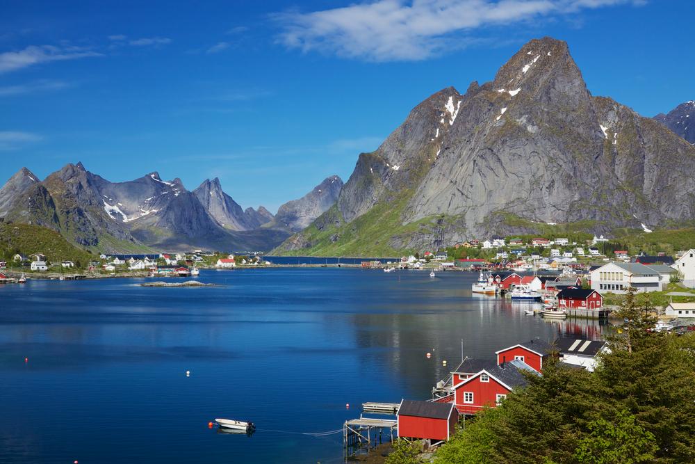 Reine, Norway