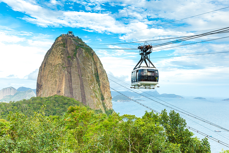 Attractions in Rio