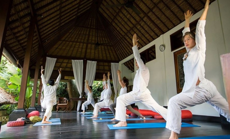 Sukhavati Ayurvedic Retreat & Spa, Bali
