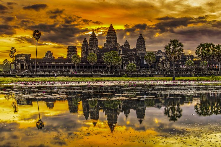 Explore the wonder of Cambodia