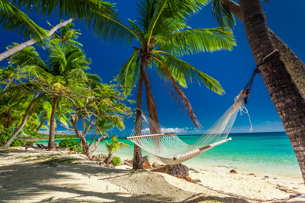 Fiji offers paradise islands