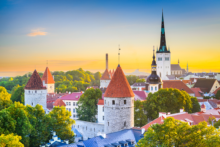 Let the intriguing scenery of Estonia charm you