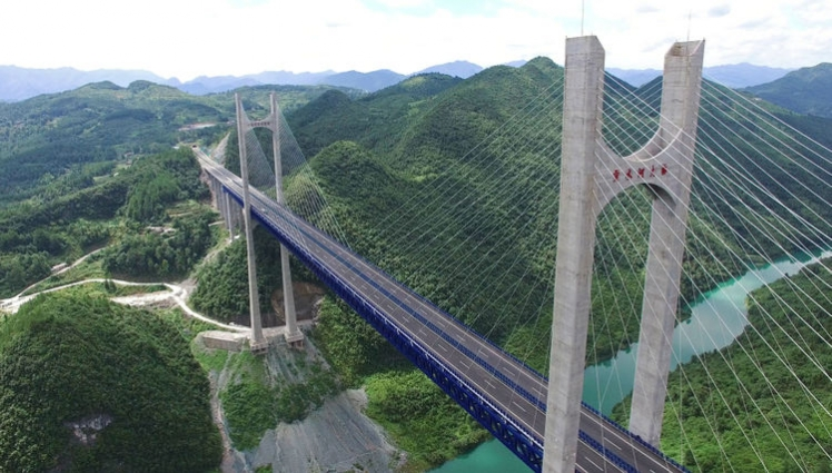 Zhongjianhe Bridge