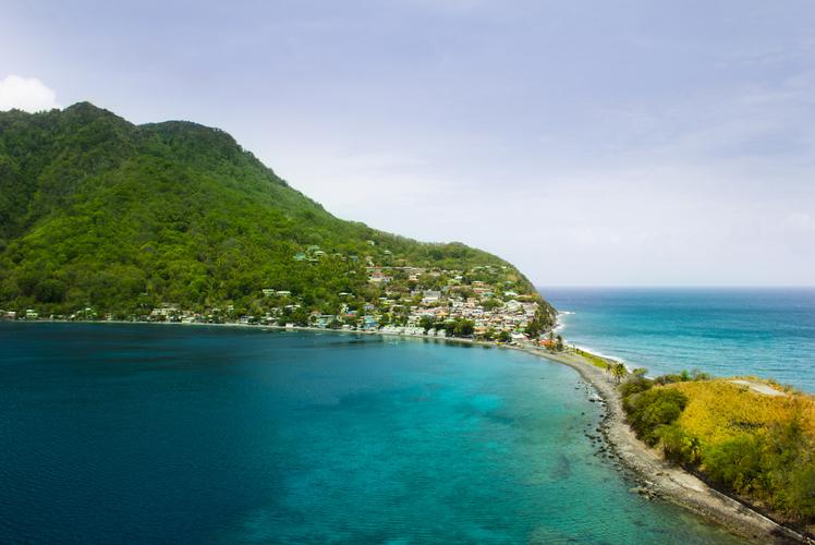 Dominica-Scotts Head