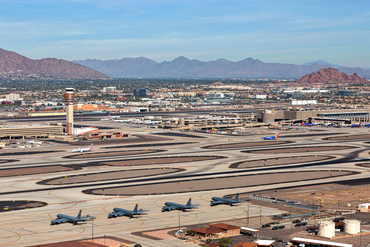Phoenix Sky Harbor – PHX