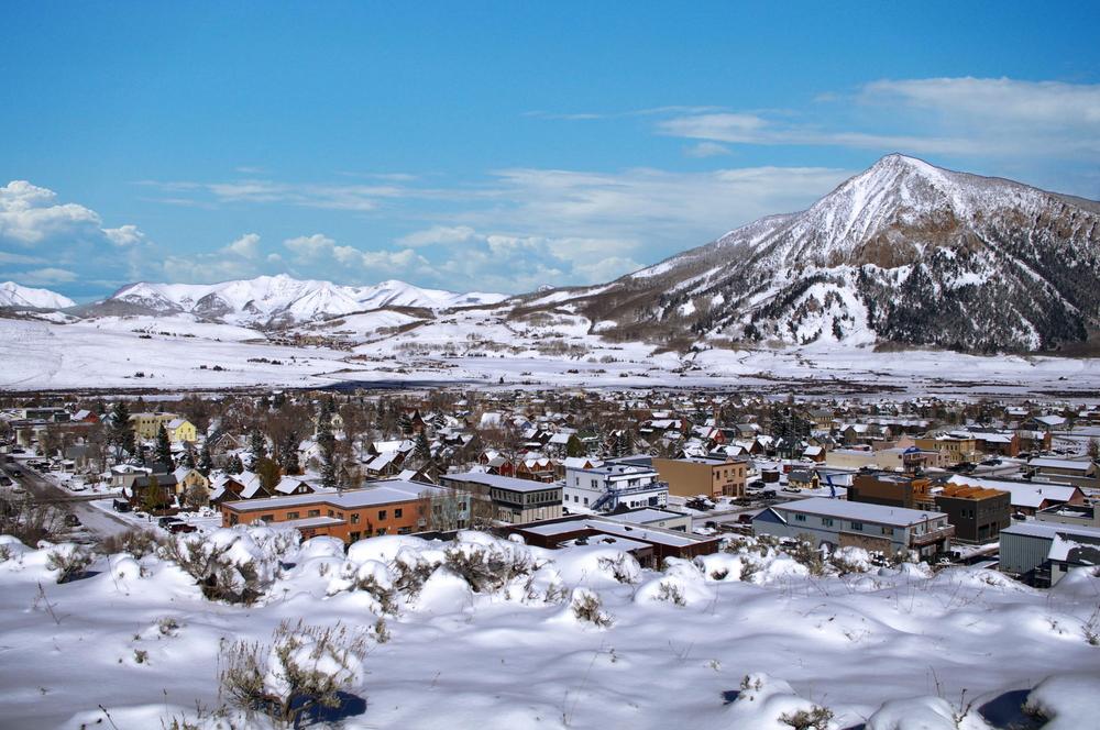 #1 Crested Butte Mountain Resort, Colorado