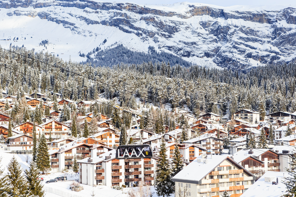 #2 Laax, Switzerland