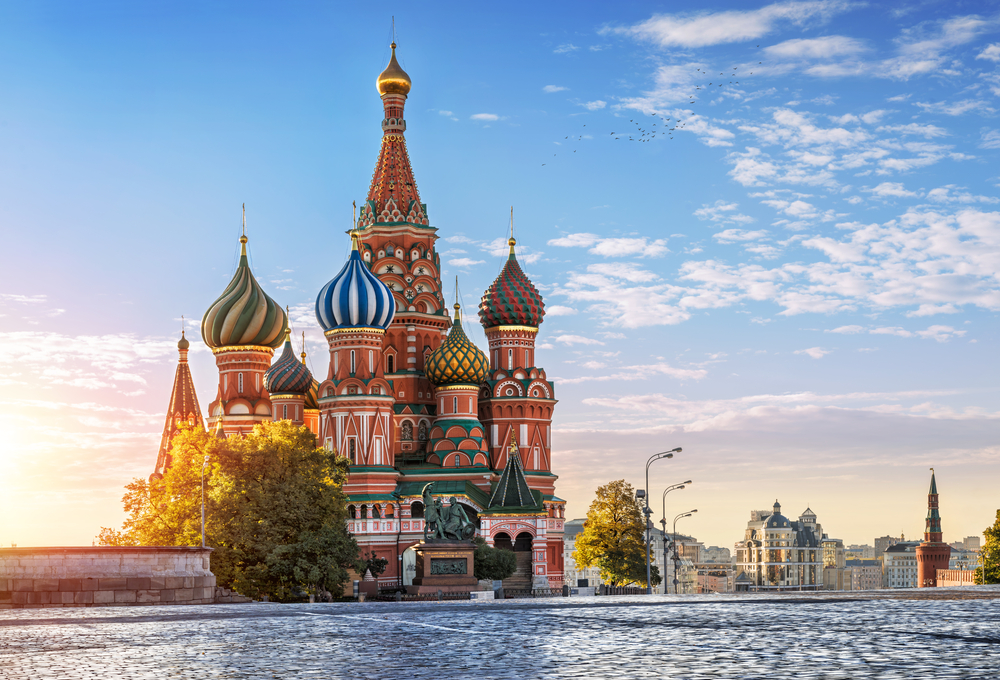#2 St Basil's Cathedral