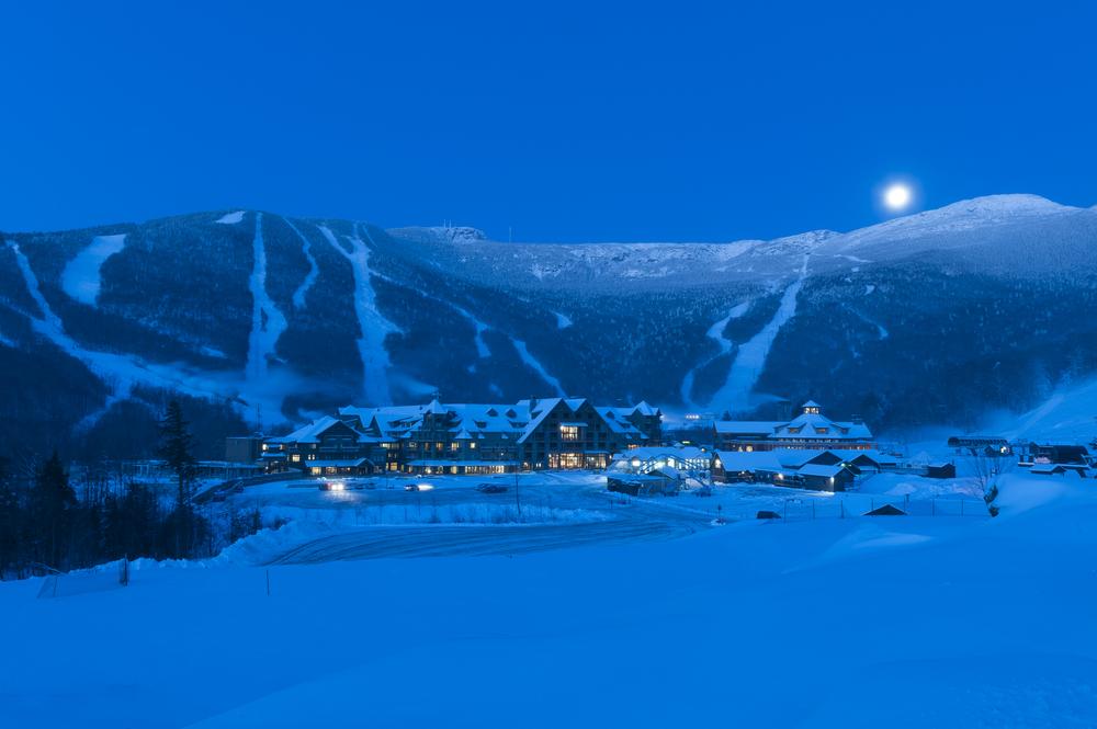 #7 Stowe Mountain Resort, Vermont