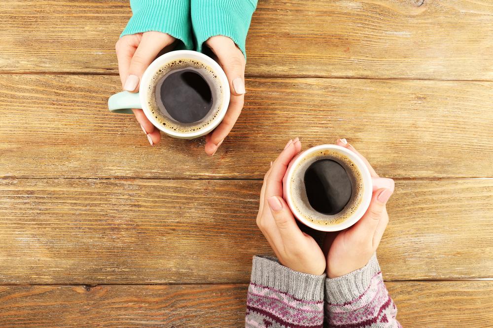 #1 Ditch the Caffeine