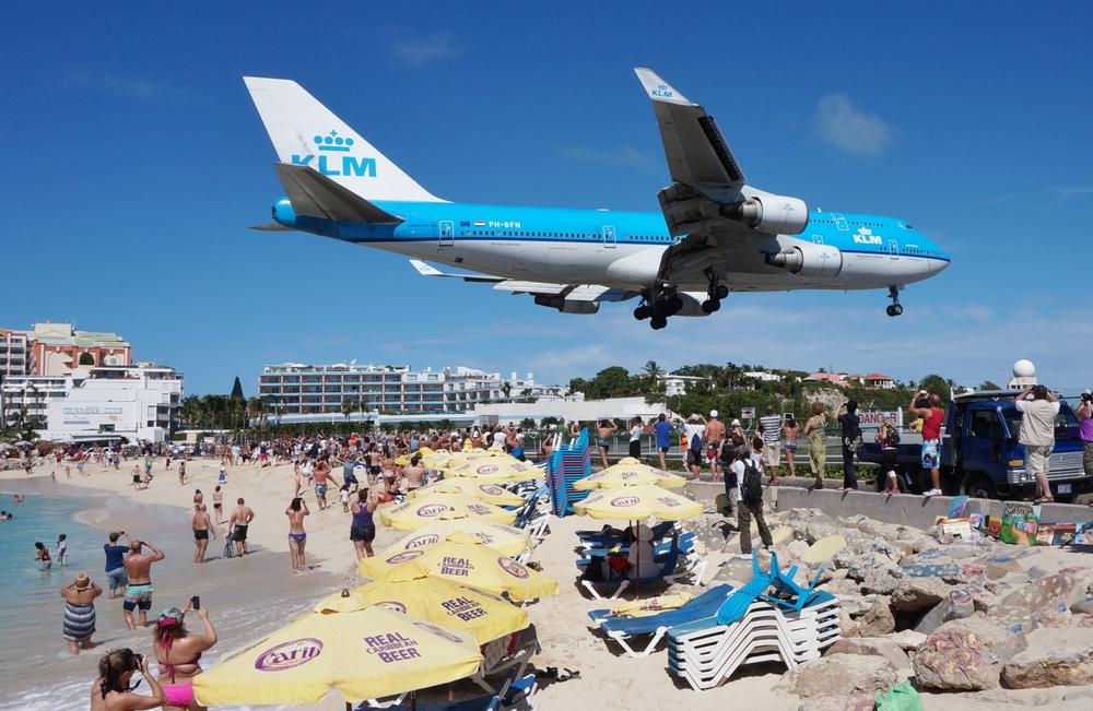 #1 Princess Juliana International Airport, St Maarten