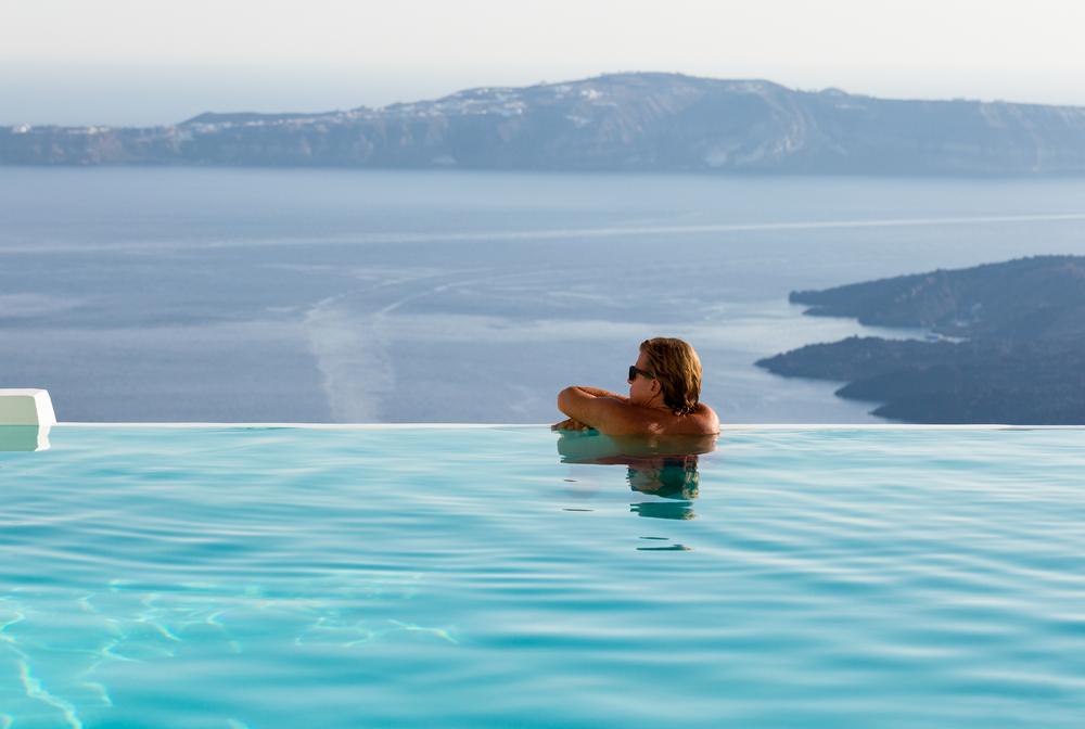 #2 Grace Hotel, Santorini, Greece
