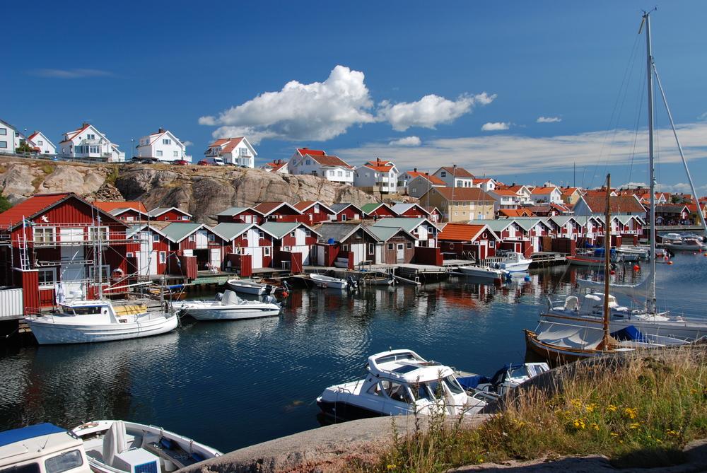 #2 Smogen Village, Sweden