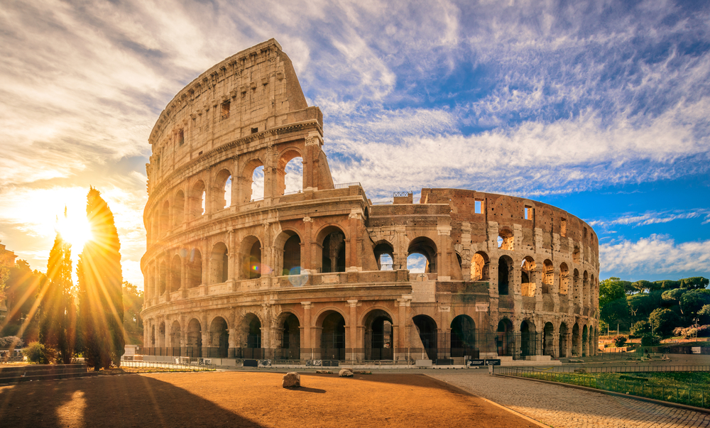 #2 The Colosseum, Rome